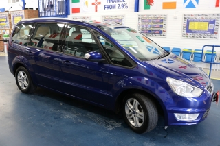 Click to view details about FORD GALAXY ZETEC 2.0TDCI 138PS 7 SEAT MPV
