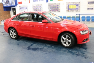 Click to view details about AUDI A4 TECHNIK 2.0TDI 177PS SE 4 DOOR SALOON