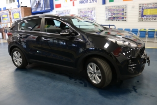 Click to view details about KIA SPORTAGE 2 1.7CRDI ISG 115PS 5 DOOR ESTATE