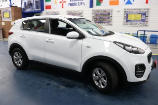Click to view details about KIA SPORTAGE 1 1.7CRDI ISG FWD 115PS (EURO 6) 5 DOOR ESTATE