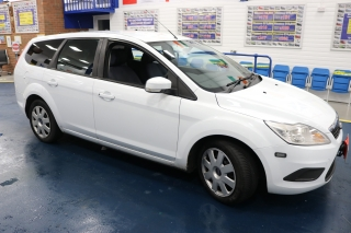 Click to view details about FORD FOCUS STYLE 1.8TDCI 115PS 5 DOOR ESTATE