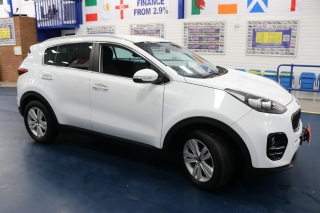 Click to view details about KIA SPORTAGE 2 ECO DYNAMICS 1.7CRDI ISG 115PS 5 DOOR ESTATE