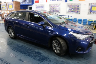 Click to view details about TOYOTA AVENSIS BUSINESS EDITION 2.0D-4D 141BHP 5 DOOR ESTATE