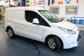 Click to view details about FORD TRANSIT CONNECT 200 LIMITED 1.5TDCI 120PS SWB VAN