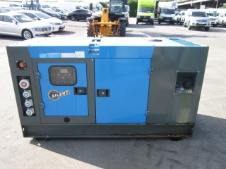 Click to view details about ASHITA POWER AG-70SBG 70KVA DIESEL GENERATOR