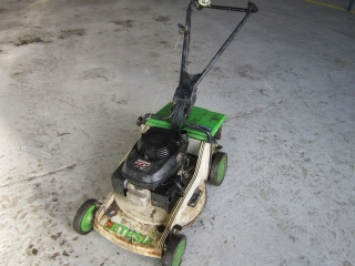 Click to view details about ETESIA PETROL MOWER
