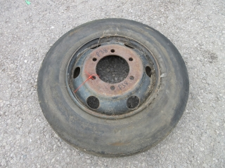 Click to view details about 1x 8.5 R 17.5 WHEEL & TYRE