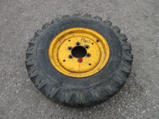 Click to view details about 1x 7.50-16 DEESTONE WHEEL & TYRE