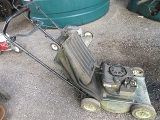 Click to view details about HEYTER HAYTERETTE MOWER