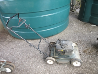 Click to view details about HAYTER HEYTERETTE MOWER