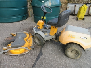 Click to view details about STIGA PARK COMPACT 14 RIDE ON MOWER