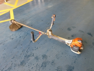 Click to view details about STIHL FS 410C STRIMMER